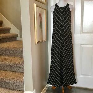 J. Crew lined maxi dress